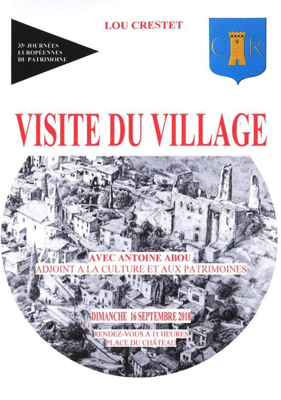visite village
